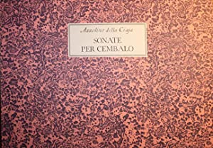 Sonate per cembalo. Rom 1727. Faksimile.