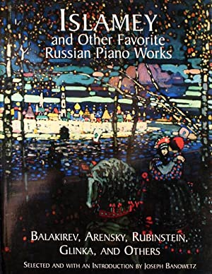 Islamey and Other Fovorite Russian Piano Works.: Balakirev / Arensky