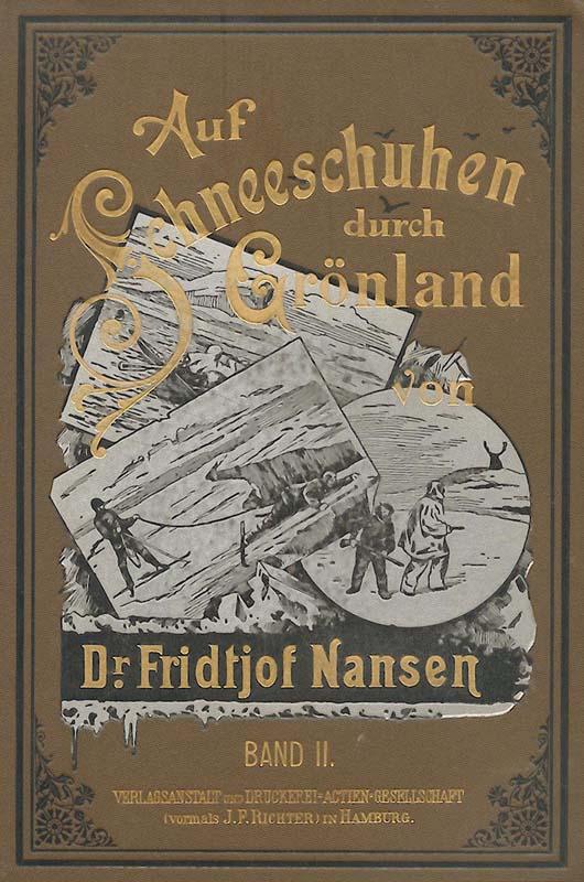 Auf Schneeschuhen durch Grönland; 2. Band: Nansen, Fridtjof