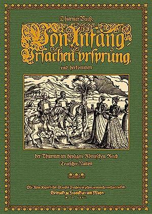 Thurnierbuch-1566: Rüxner, Georg
