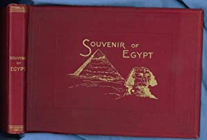 Souvenir of Egypt; Monuments, Temples, Mosques