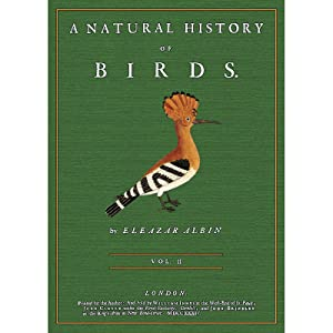 A natural History of Birds; Volume 2