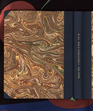 A natural History of Birds; Volume 3: Albin, Eleazar