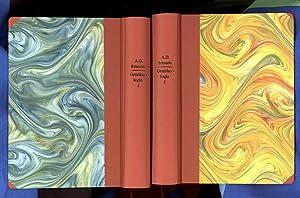 Ornithologia; Tomus 1et 2: Brisson, Mathurin Jacques