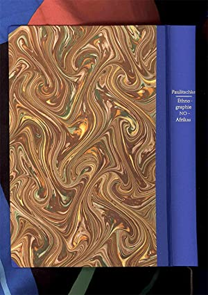 Ethnographie Nordostafrikas; Band 1: Paulitschke, Philipp Edler von Brügge