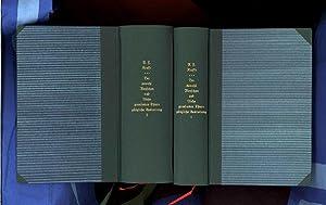 Der sowohl Menschen und Viehe Grausamen Thiere Gäntzliche Ausrottung; Theil 1 und 2: Krafft, ...