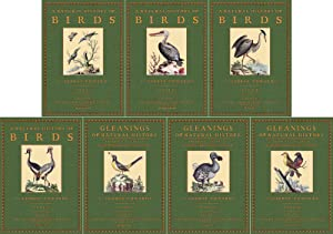 A Natural History of Birds; Volume 1- 4