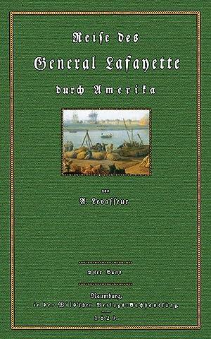 Reise des General (!) Lafayette durch Amerika; Band 2: Levasseur, Auguste