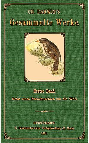Gesammelte Werke; Auswahl in 6 Bänden; Band 1: Darwin, Charles
