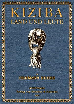 Kiziba, Land und Leute: Rehse, Hermann