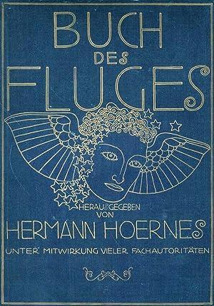 Buch des Fluges; Band 1- 3: Hoernes, Hermann Herausgeber