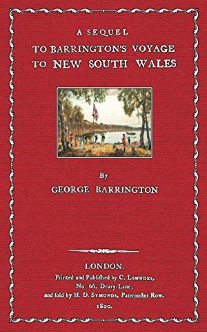 A Sequel to Barrington's Voyage to New: Barrington, George