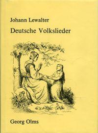 Deutsche Volkslieder. 5 Hefte in 1 Band.: Lewalter, Johann (Hrsg.):