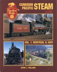 Canadian Pacific Steam In Color.