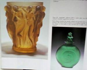 Lalique Glass.: Dawes, Nicholas M.