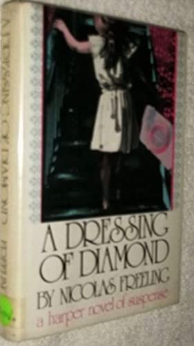 A Dressing of Diamond. (signed)