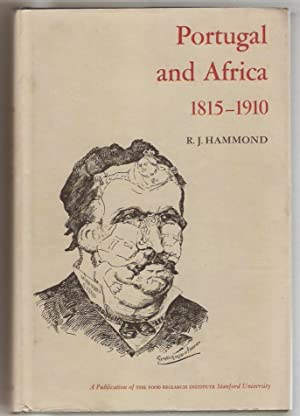 Portugal and Africa 1815-1910. A study in uneconomic imperialism.