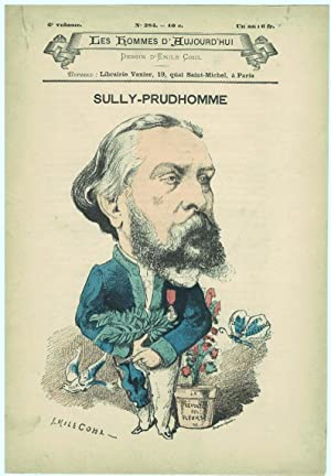 Les Hommes d'aujourd'hui n° 284. Sully-Prudhomme.