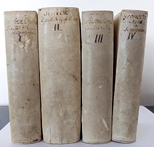 L. Annaei Senecae philosophi opera omnia : Lucius Annaeus Seneca
