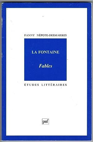 La Fontaine. Fables.: Népote-Desmarres (Fanny)
