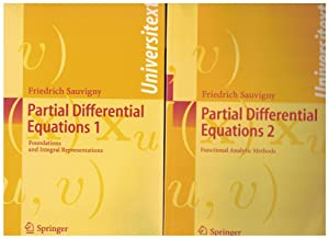 Partial differential equations. 1 : Foundations and integral representations. 2 : Functional anal...