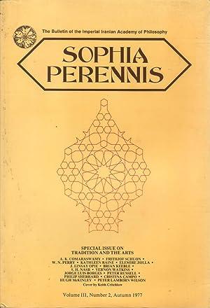 Shophia Perennis: The Bulletin of the Iranian