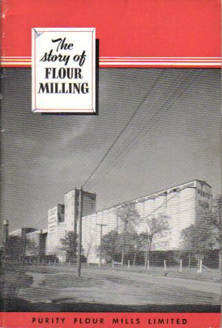 The Story Of Flour Milling Good Softcover