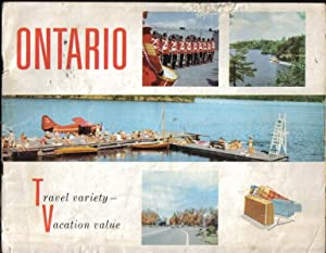 Ontario Travel Variety Vacation Value: Bryan L. Cathcart