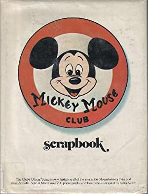 The Mickey Mouse Club Scrapbook