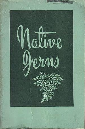Native Ferns: Virginia S. Eifert, Bruce Metcalfe