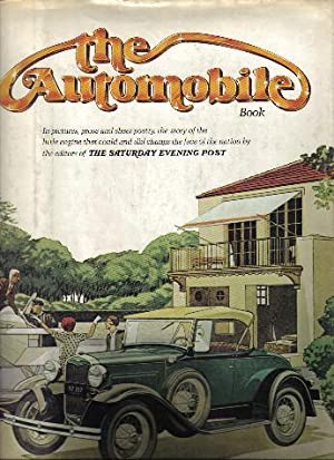 The Saturday Evening Post Automobile Book
