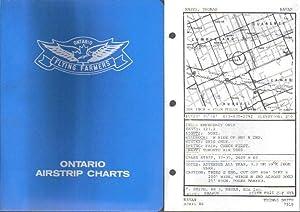 Ontario Airstrip Charts, Ontario Flying Farmers: David Hawthorne, Editor