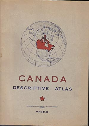 Canada Descriptive Atlas