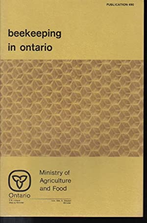 Beekeeping in Ontario, Publication 490