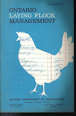 Ontario Laying Flock Management, Publication 527