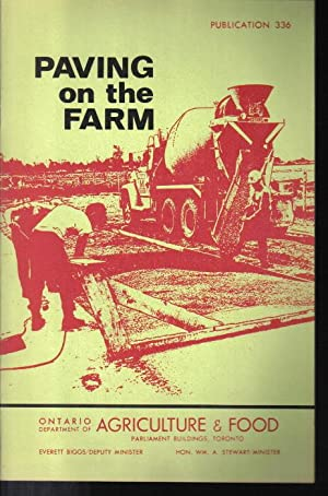 Paving on the Farm, Publication 336