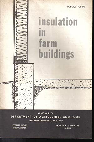 Insulation in farm buildings, Publication 96