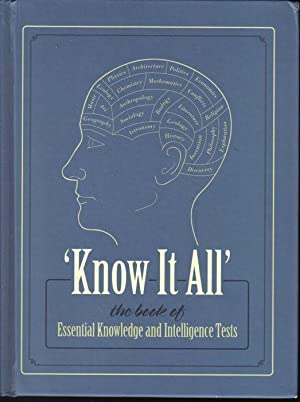 Know it All, the Book of Essential Knowledge and Intelligence Tests