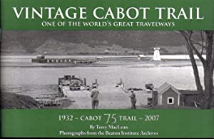Vintage Cabot Trail, One of the World's Great Travelways