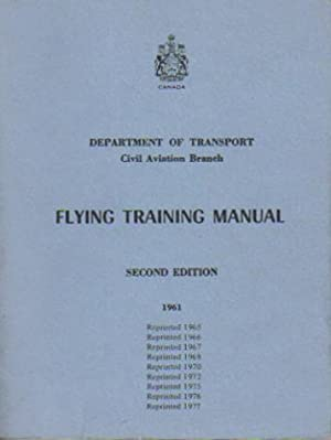 Flying Training Manual, Department of Transport, Civil Aviation Branch