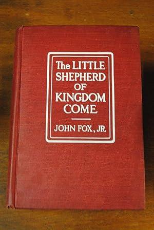 THE LITTLE SHEPHERD OF KINGDOM COME: Fox Jr., John.
