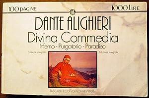 Divina Commedia. Inferno-Purgatorio-Paradiso: Dante Alighieri