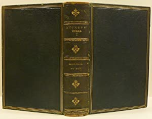 SKETCHES BY BOZ. WORKS OF CHARLES DICKENS,: DICKENS, Charles