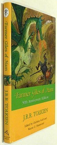 FARMER GILES OF HAM - 50th Anniversary: Tolkien, J. R.