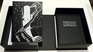 MOBY DICK. LIMITED NUMBERED EDITION IN SOLANDER: MELVILLE, HERMAN