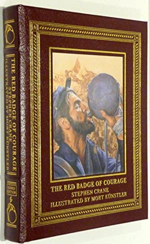 THE RED BADGE OF COURAGE: AN EPISODE: CRANE, Stephen; Illustrated