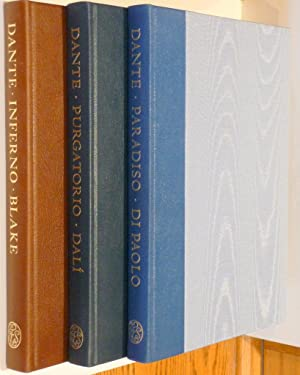 DANTE'S DIVINE COMEDY: INFERNO, PURGATORIO, AND PARADISO: Dante Alighieri; Translated