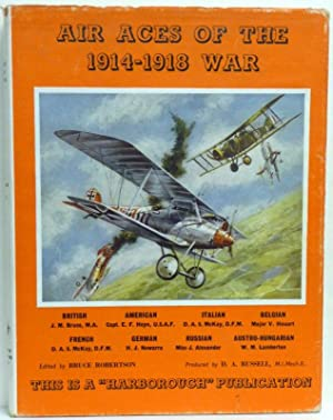 AIR ACES OF THE 1914 - 1918: ROBERTSON, BRUCE