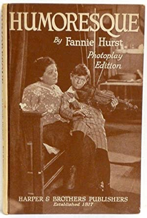 HUMORESQUE, OR A LAUGH ON LIFE WITH: Hurst, Fannie