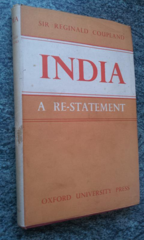 INDIA - A RESTATEMENT